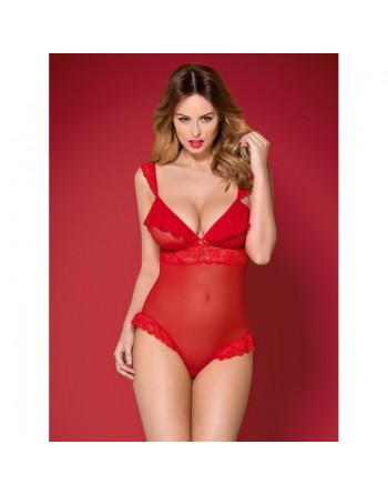 863-TED-3 Body - Rouge