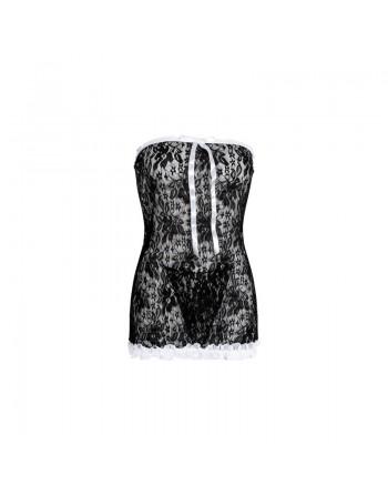 Cantrea Costume - Noir et Blanc