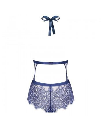 Flowlace Body - Bleu